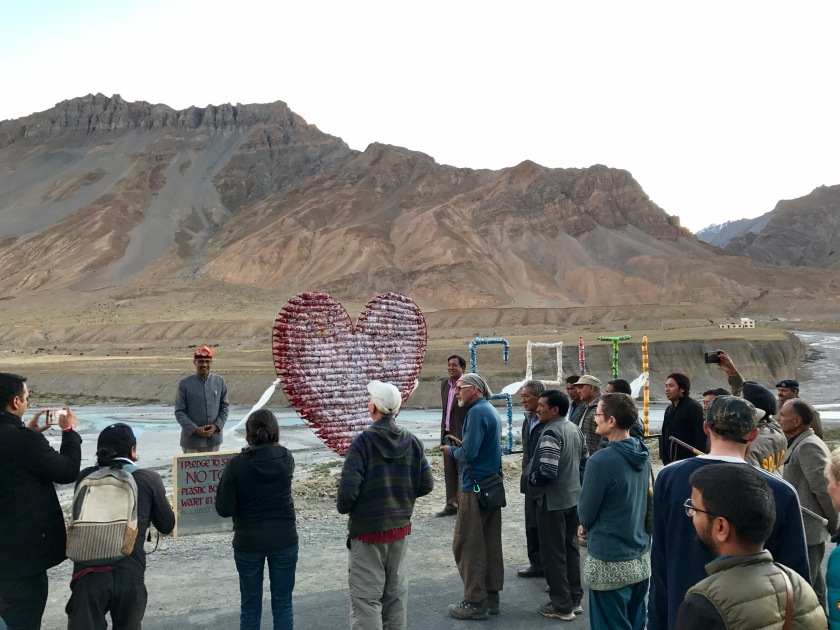 I love spiti, instameet kaza, highest instameet, spiti valley