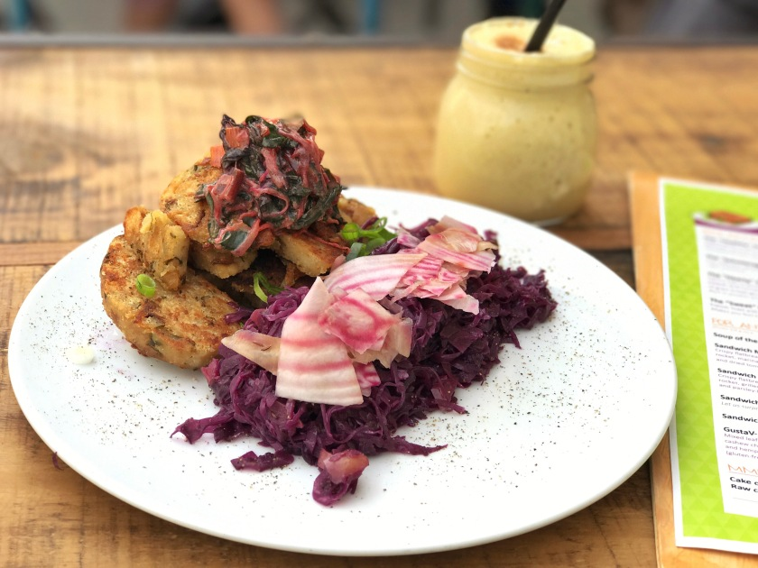 traditional austria food, vegan salzburg, gustav salzburg